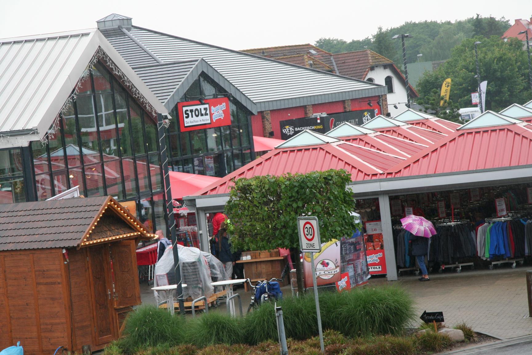 Einzelhandel aufgepasst :Leckerbissen Baugrundstück in Koserow